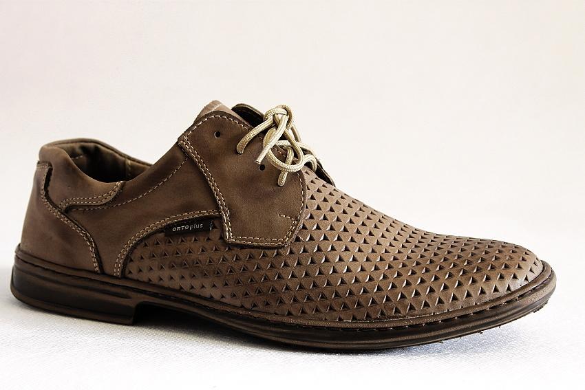 ed38d7aaf ORTO PLUS 102-28, pánská vycházková obuv