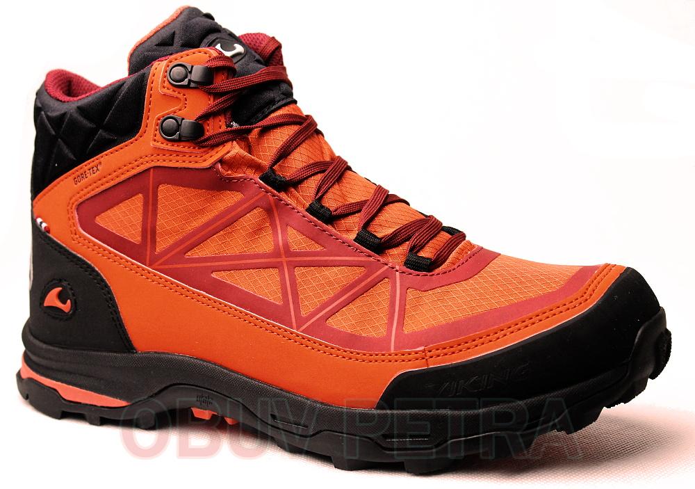 VIKING 3-86500 ASCENT II GTX červená 7d9af68bee5