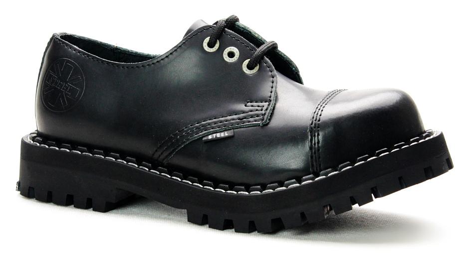 6881177513e STEEL 3dírkové black