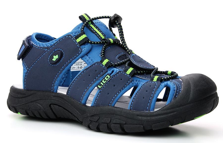 LICO NIMBO 470111 blau lemon b0839b4216