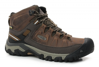 KEEN TARGHEE III MID WP 1018570 BIG BEN/GOLDEN BROWN
