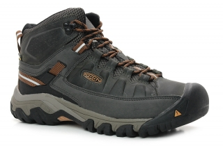 KEEN TARGHEE III MID WP 1017787 BLACK OLIVE/GOLDEN BROWN