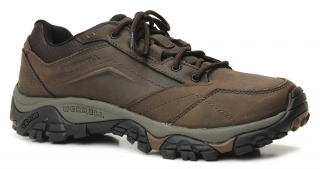 MERRELL moab adventure lace 91827 dark earth, pánská obuv