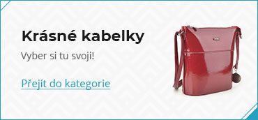 maly banner kabelky